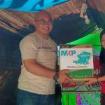 Mengunjungi Korban Bencana Alam di Lombok – Nusa Tenggara Barat