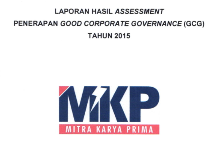 Download Laporan GCG PT. MKP 2015