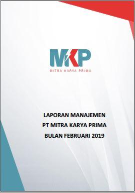 Download Laporan Manajemen Februari 2019
