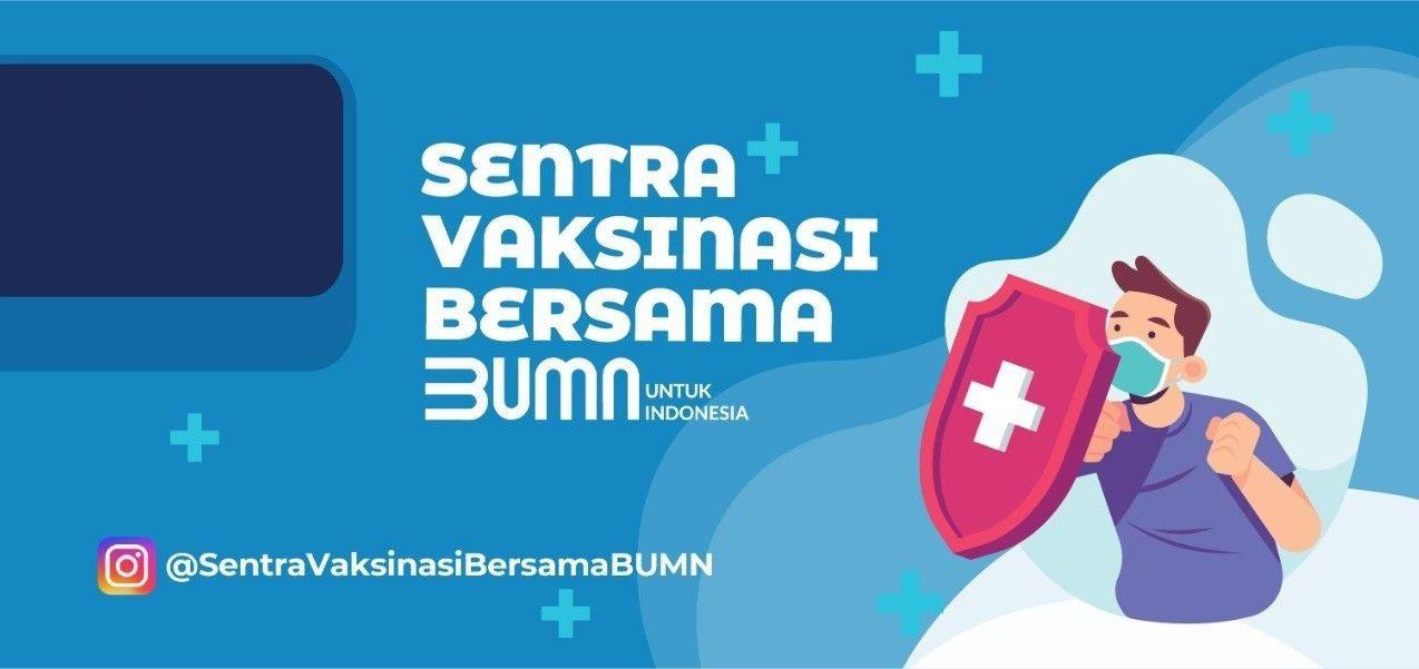 Sentra Vaksinasi Bersama PT Mitra Karya Prima